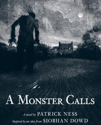 Cover of 'A Monster Calls' by Patrick Ness