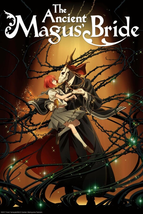 Cover of The Ancient Magus Bride by Kore Yamazaki