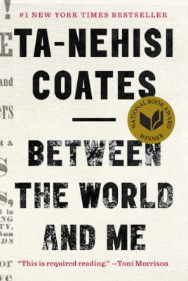 Cover for 'Between the World and Me' by Ta-Nehisi Coates
