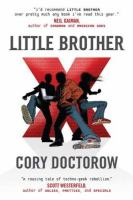 Cover of 'Little Brother' by Cory Doctorow