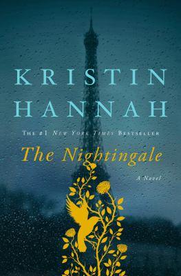Cover of The Nightingale by Kristen Hannah