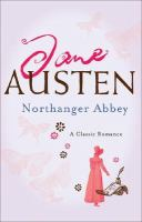 Cover of 'Northanger Abbey'
