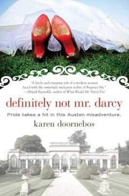 Cover of 'Definitely Not Mr. Darcy'