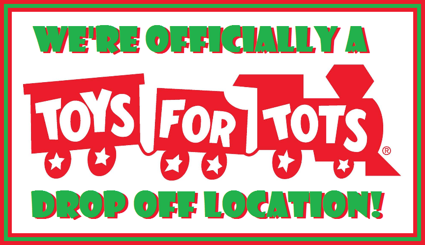The Toys for Tots logo