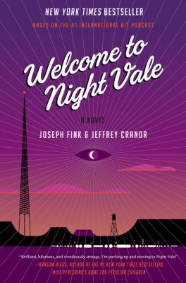 Cover of 'Welcome to Night Vale#8217;