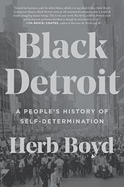 The cover of Black Detroit